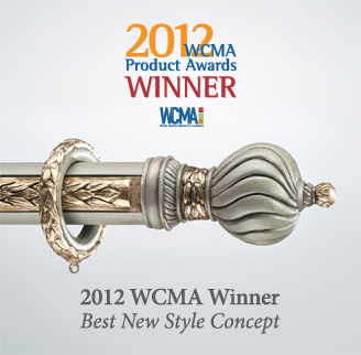 WCMA 2012 Best New Style Concept Award