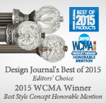WCMA 2015 Best Style Concept Honorable Mention